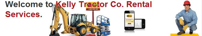 Caterpillar Rental Store - Kelly Tractor