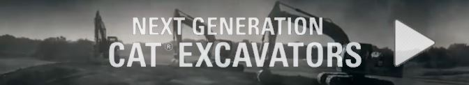 Next Generation CAT Excavators Video - Kelly Tractor