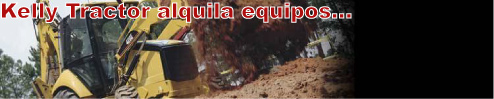 Kelly Tractor Alquila Equipos