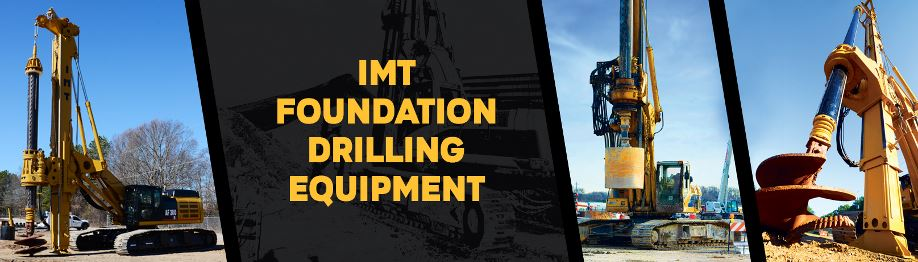 IMT Foundation Drilling Equipment