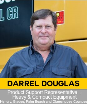 Darrel Douglas Product Support Representative