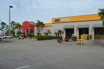 Kelly Tractor AG Headquaters Ft-Myers