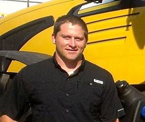 Tyler Pugh Agricultural Sales Rep