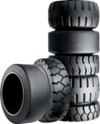 Forklift Parts - Tires