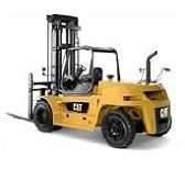 Caterpillar Forklifts