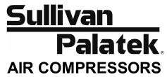 Sullivan Palatek Air Compressors
