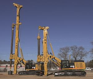 New A125 drill rig