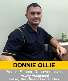 Donnie Ollie Jr. Product Support Representative