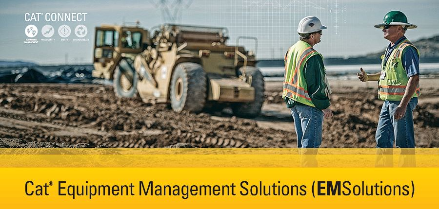 Equipment Management Solutions including PM agreements