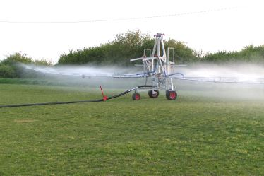 ABI® Irrigation Booms