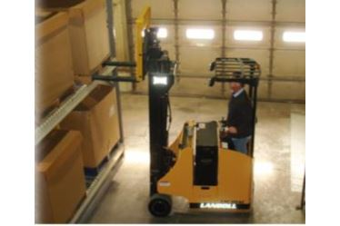 Landoll Stand-Up Compact Forklift