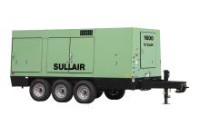 Sullair Air Compressor 1600
