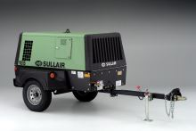 Sullair Air Compressor 185