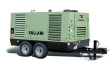 Sullair Air Compressor 750