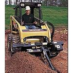 CAT Trencher Attachment