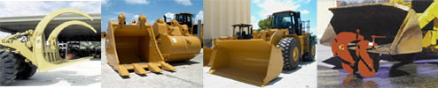 CAT Equipment Attachments