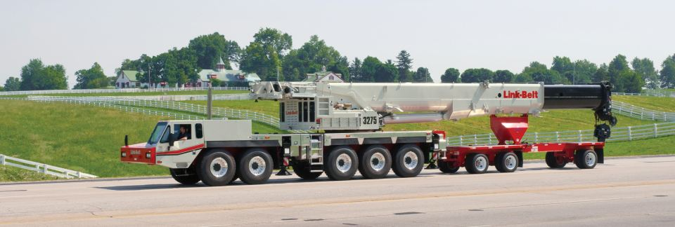 All Terrain Cranes Link Belt Kelly Tractor Co
