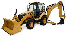 Cat Backhoe loaders, backhoe loaders - Kelly Tractor Co