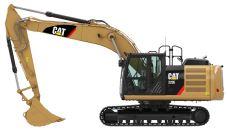 Caterpillar Excavators, hydraulic excavators - Kelly Tractor Co