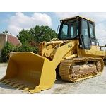 CAT Track Type Loader