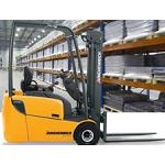 Jungheinrich Electric Counterbalance forklift