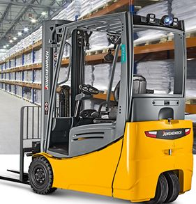 Jungheinrich Electric-Counterbalance Forklift