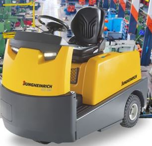 Jungheinrich Electric Tow Tractor 15,400, 17,600 & 19,800 lb Capacity