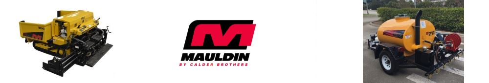 Mauldin Products Banner and logo