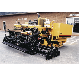 Mauldin Paving Products -Kelly Tractor Co