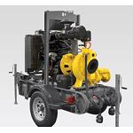 Wacker Neuson Self Priming Trash Pumps