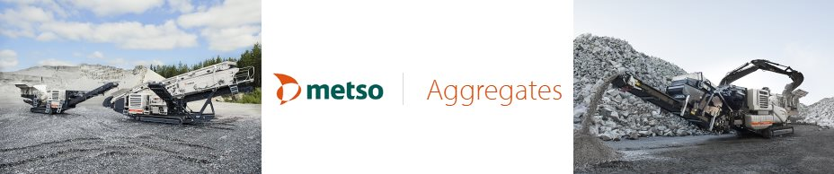 Metso Aggregate Mobile Crushing and Screening Plants – Kelly