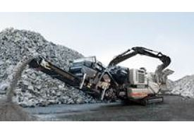 Metso Mobile Impact Crushing Plant