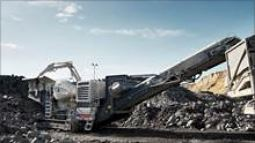 Metso Mobile Jaw Crushing Plant