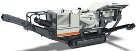 Metso Mobile Jaw Crushing Plant Model